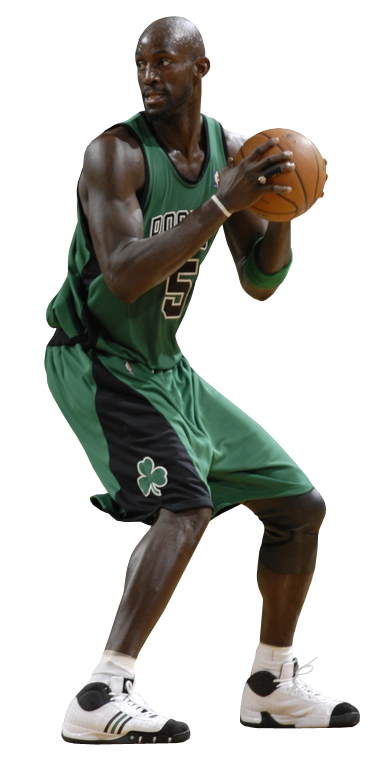 kevin garnett just bcause